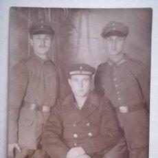 Militaria: FOTOGRAFIA MILITARES ALEMANES, 1ª GUERRA MUNDIAL. Lote 171131389