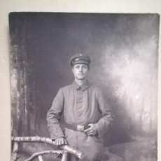 Militaria: FOTOGRAFIA MILITAR ALEMAN, 1ª GUERRA MUNDIAL.AÑO 1917. Lote 171131579