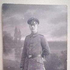 Militaria: FOTOGRAFIA MILITAR ALEMAN, 1ª GUERRA MUNDIAL.AÑO 1916. Lote 171131687