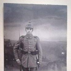 Militaria: FOTOGRAFIA MILITAR ALEMAN, 1ª GUERRA MUNDIAL. Lote 171132254