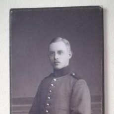 Militaria: FOTOGRAFIA MILITAR ALEMAN, 1ª GUERRA MUNDIAL.AÑO 1915. Lote 171133279