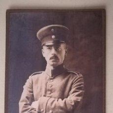 Militaria: FOTOGRAFIA MILITAR ALEMAN, 1ª GUERRA MUNDIAL.AÑO 1916. Lote 171133685