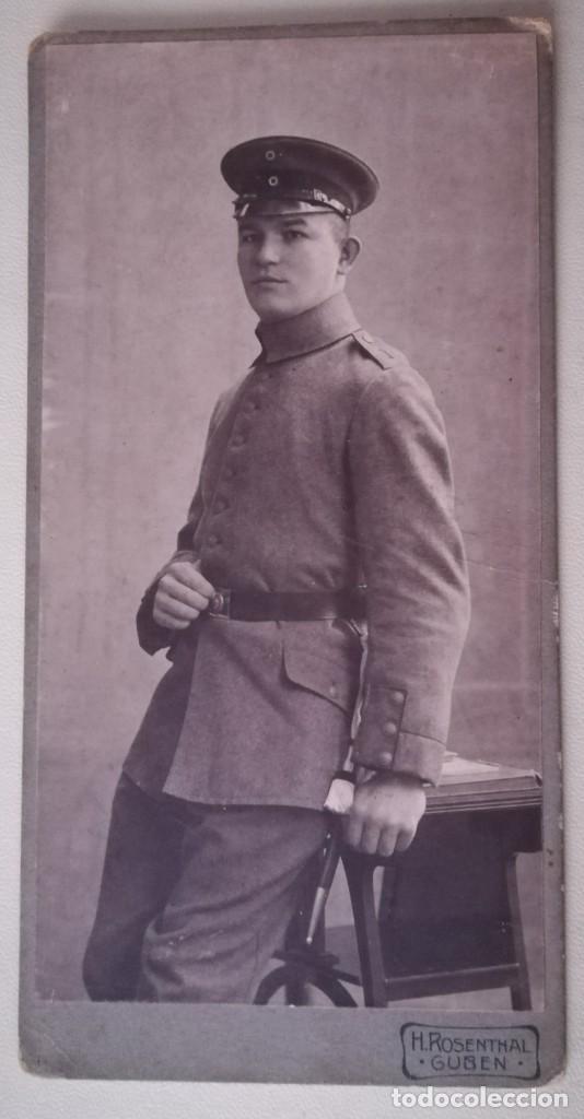 FOTOGRAFIA MILITAR ALEMAN, 1ª GUERRA MUNDIAL (Militar - Fotografía Militar - I Guerra Mundial)
