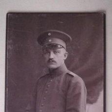 Militaria: FOTOGRAFIA MILITAR ALEMAN, 1ª GUERRA MUNDIAL.AÑO 1916. Lote 171134608