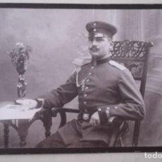 Militaria: FOTOGRAFIA MILITAR ALEMAN , 1ª GUERRA MUNDIAL. Lote 171136045