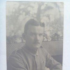 Militaria: I ª GUERRA MUNDIAL : FOTO MILITAR DE LA ALEMANIA IMPERIAL, 1918. Lote 171146115