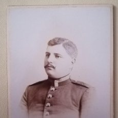 Militaria: FOTOGRAFIA MILITAR ALEMAN, FINALES SIGLO XIX. Lote 171181908