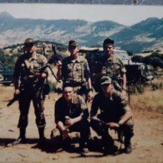 Militaria: FOTOGRAFÍA MILITAR BRIPAC AÑOS 80. Lote 171248537