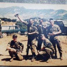 Militaria: FOTOGRAFÍA MILITAR BRIPAC AÑOS 80 MANIOBRAS. Lote 171248717