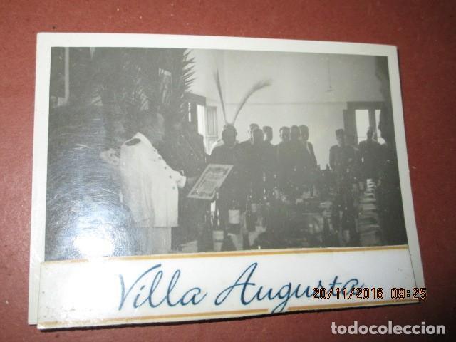 ALTO MANDO DISCURSO A OFICIALES LEGION EN MELILLA GUERRA CIVIL CIRCA 1939 (Militar - Fotografía Militar - Guerra Civil Española)
