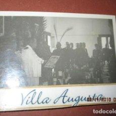 Militaria: ALTO MANDO DISCURSO A OFICIALES LEGION EN MELILLA GUERRA CIVIL CIRCA 1939. Lote 171280769