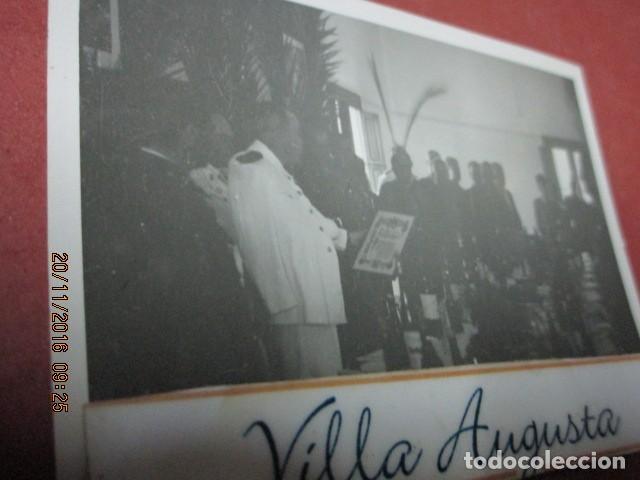 Militaria: ALTO MANDO DISCURSO A OFICIALES LEGION EN MELILLA GUERRA CIVIL CIRCA 1939 - Foto 2 - 171280769