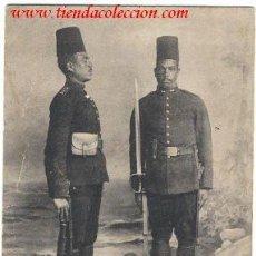 Militaria: SOLDATS EGYPTYENS. Lote 171496753