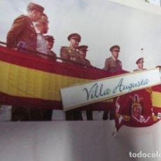 Militaria: OFICIALES Y GENERAL LEGION FOTO ANTIGUA EN MELILLA EXCOMBATIENTES DE GUERRA CIVIL. Lote 171568970