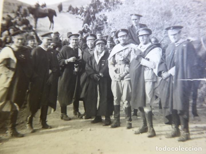 FOTOGRAFÍA OFICIALES REGULARES. BED DORA 1942 (Militar - Fotografía Militar - Otros)