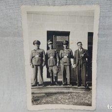 Militaria: ANTIGUA FOTOGRAFÍA MILITAR. Lote 172237323