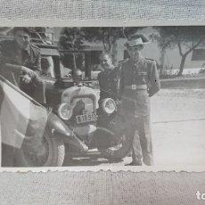 Militaria: ANTIGUA FOTOGRAFÍA MILITAR . Lote 172237415