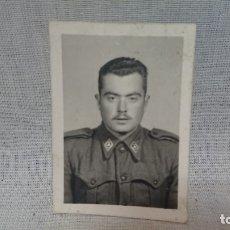 Militaria: ANTIGUA FOTOGRAFÍA CARNET MILITAR . Lote 172237723