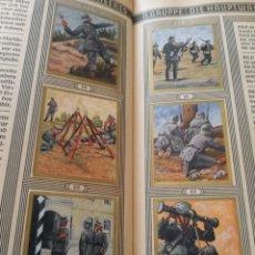 Militaria: ÁLBUM DE CROMOS 1933. Lote 172392437