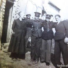 Militaria: FOTOGRAFÍA SOLDADOS DEL EJÉRCITO FRANCÉS. 1939. Lote 172649129