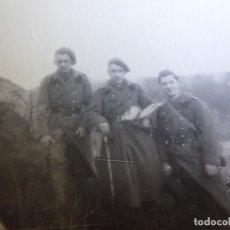 Militaria: FOTOGRAFÍA SOLDADOS DEL EJÉRCITO FRANCÉS. 1939. Lote 172649459