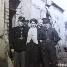 Militaria: FOTOGRAFÍA SOLDADOS DEL EJÉRCITO FRANCÉS. 1939. Lote 172649840