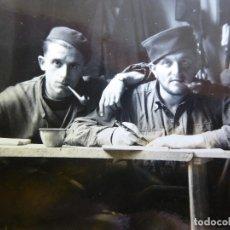 Militaria: FOTOGRAFÍA SOLDADOS DEL EJÉRCITO FRANCÉS. 1939. Lote 172649929