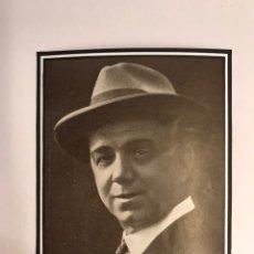 Militaria: VALENCIA Y LA REPÚBLICA, D. MAXIMILIANO THOUS. AUTOR DE LA LETRA DEL HIMNO A LA EXPOSICIÓN 1929. Lote 172771342