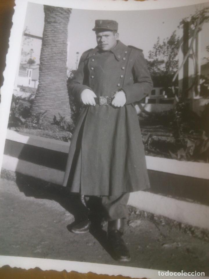 Militaria: LOTE FOTOGRAFIAS SOLDADOS - Foto 4 - 173402017