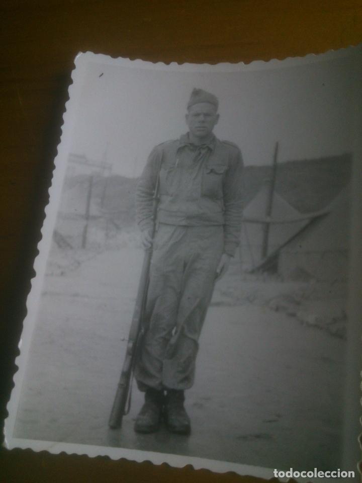 Militaria: LOTE FOTOGRAFIAS SOLDADOS - Foto 5 - 173402017