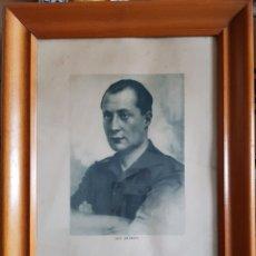 Militaria: ANTIGUA FOTOGRAFÍA LITOGRÁFICA : JOSÉ ANTONIO PRIMO DE RIVERA. Lote 173626552