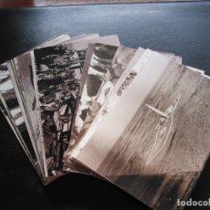 Militaria: LOTE DE 26 FOTOGRAFIAS MILITARES DEL SAHARA AÑOS 50 - LAS FOTOGRAFIAS SON COPIAS . Lote 173798883