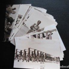 Militaria: LOTE DE 26 FOTOGRAFIAS MILITARES DEL SAHARA AÑOS 50 - LAS FOTOGRAFIAS SON COPIAS . Lote 173798937
