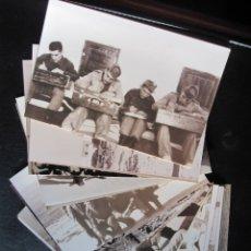 Militaria: LOTE DE 26 FOTOGRAFIAS MILITARES DEL SAHARA AÑOS 50 - LAS FOTOGRAFIAS SON COPIAS . Lote 173799069