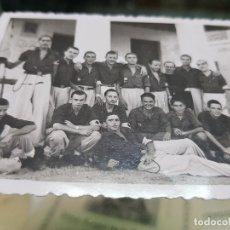 Militaria: ANTIGUA FOTOGRAFIA UNIFORME MILITAR O FALANGE . Lote 173989514