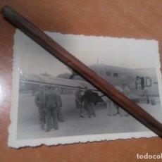 Militaria: FOTO LEGION CONDOR JUNKER52.LA SENIA. Lote 174374032