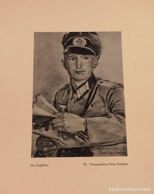 Militaria: Carpetas Fotos Ejército de Küchler - Foto 6 - 174497730