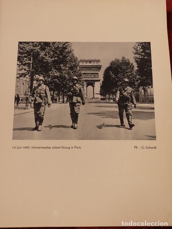Militaria: Carpetas Fotos Ejército de Küchler - Foto 7 - 174497730