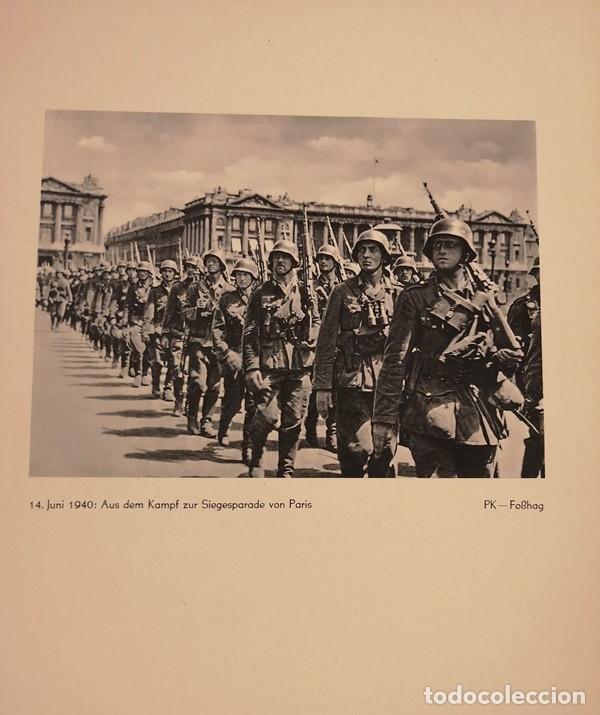 Militaria: Carpetas Fotos Ejército de Küchler - Foto 8 - 174497730