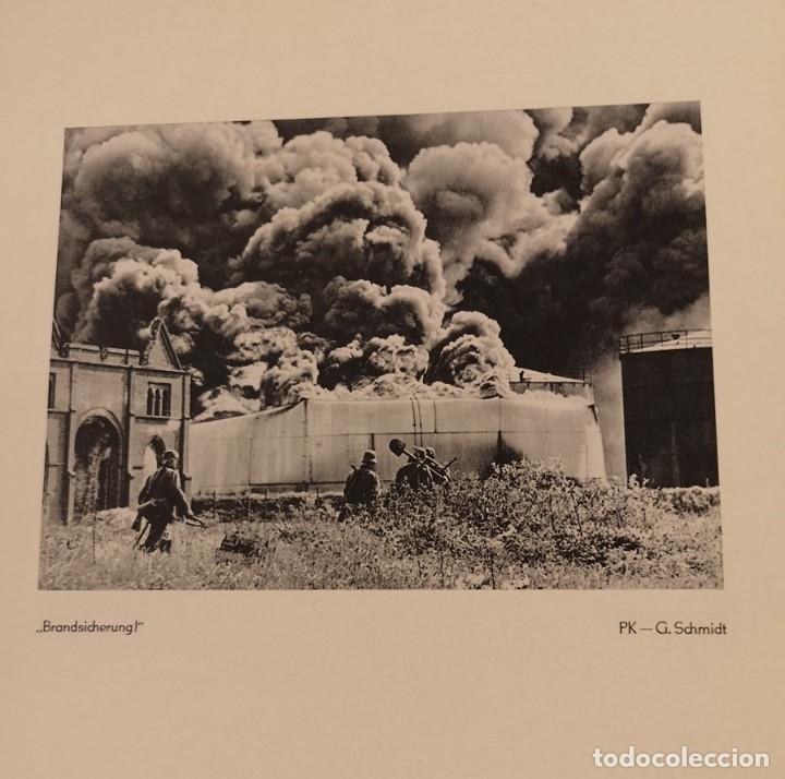 Militaria: Carpetas Fotos Ejército de Küchler - Foto 9 - 174497730