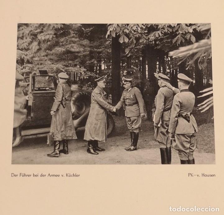 Militaria: Carpetas Fotos Ejército de Küchler - Foto 10 - 174497730