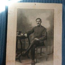 Militaria: FOTOGRAFIA INGENIEROS EPOCA ALFONSINA. Lote 175281534