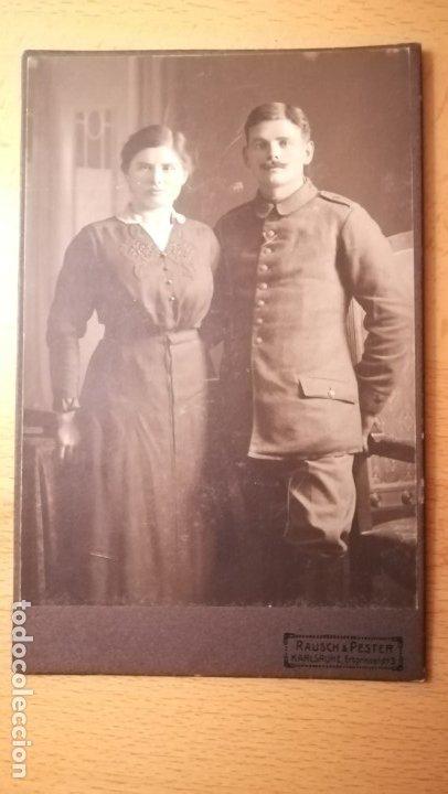 FOTOGRAFIA MILITAR ALEMAN , 1ª GUERRA MUNDIAL (Militar - Fotografía Militar - I Guerra Mundial)