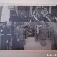 Militaria: FOTOGRAFIA DEL GENERAL MIGUEL RODRIGO MARTINEZ, AÑO 1946, DIVISION AZUL. Lote 195181045