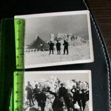 Militaria: LOTE FOTOS GUERRA CIVIL. Lote 175340345