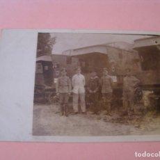 Militaria: FOTO ORIGINAL. I GUERRA MUNDIAL. LEER LA DESCRIPCION. 14X9 CM. ALEMANIA. 1916.. Lote 175359862