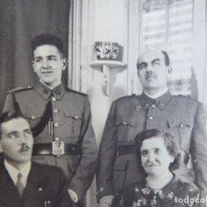 Militaria: FOTOGRAFÍA TENIENTE CORONEL ARTILLERÍA DEL EJÉRCITO ESPAÑOL.. Lote 175364122