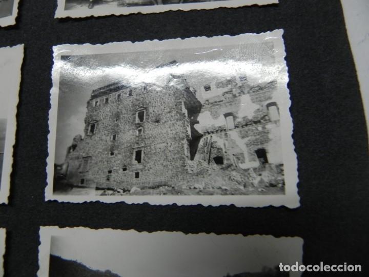 Militaria: ALBUM FOTOGRAFICO DEL DESFILE DE LA VICTORIA DE 1946, GUARDIA MORA DE FRANCO, CAMPAMENTO DE MILICIAS - Foto 7 - 175567657