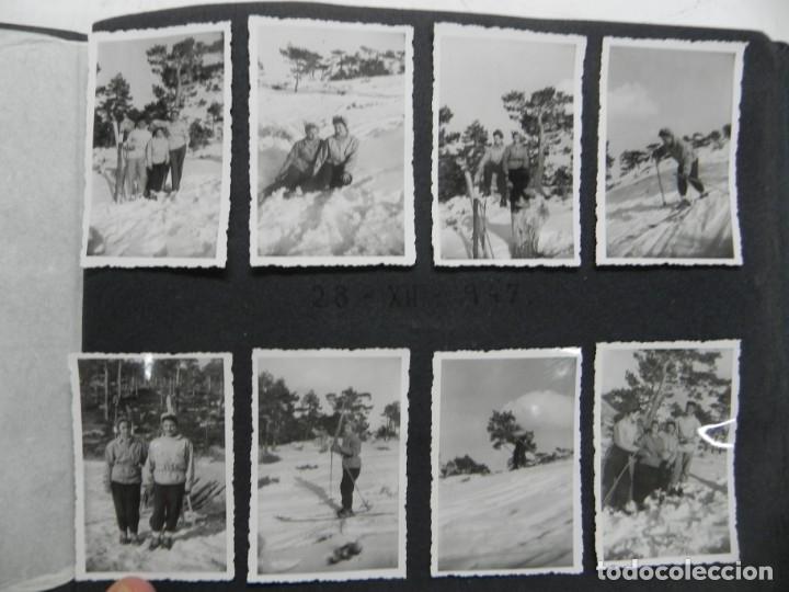 Militaria: ALBUM FOTOGRAFICO DEL DESFILE DE LA VICTORIA DE 1946, GUARDIA MORA DE FRANCO, CAMPAMENTO DE MILICIAS - Foto 18 - 175567657