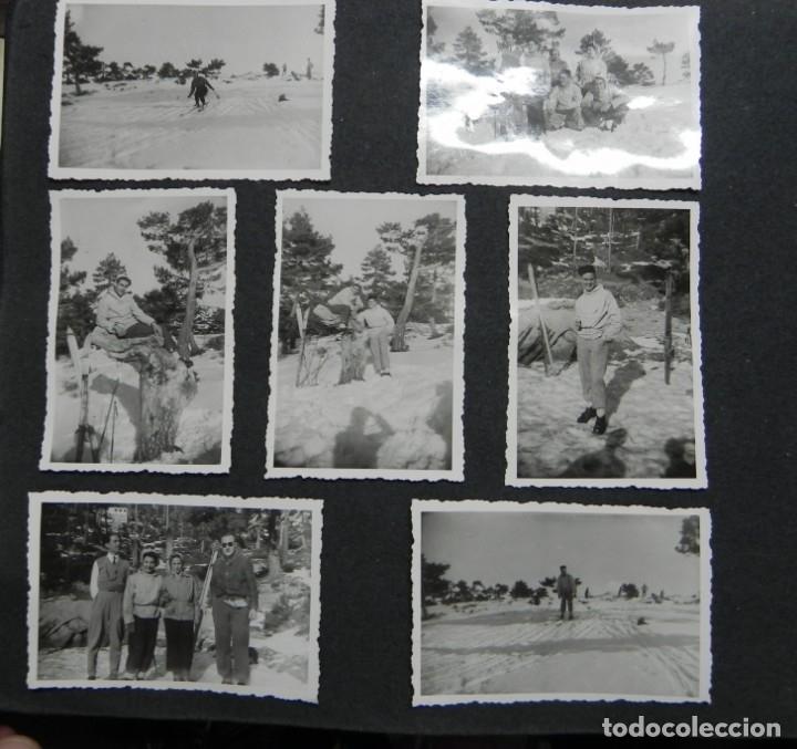 Militaria: ALBUM FOTOGRAFICO DEL DESFILE DE LA VICTORIA DE 1946, GUARDIA MORA DE FRANCO, CAMPAMENTO DE MILICIAS - Foto 19 - 175567657